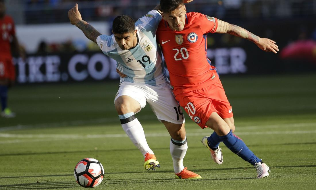 No Messi, no problem as Argentina beats Chile in Copa America opener