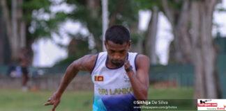 Saman Subasinghe Paralympic Athlete