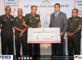 Army Para Games