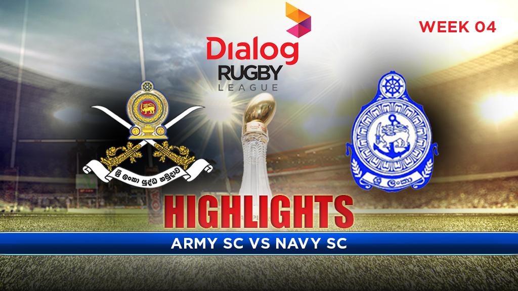Highlights - Army SC v Navy SC