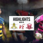 Highlights - Army SC v Havelock SC