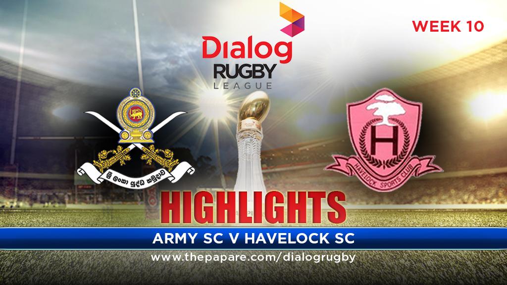 Highlights – Army SC v Havelock SC
