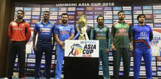Asia Cup to be postponed
