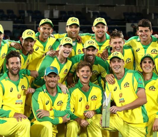 Team Preview Australia