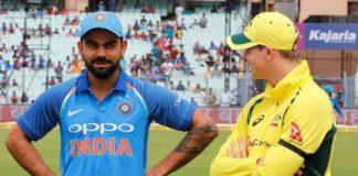 India tour of Australia 2020