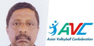 Asian Volleyball federation