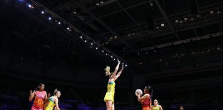 Dulangi Wannithilake Netball World Cup