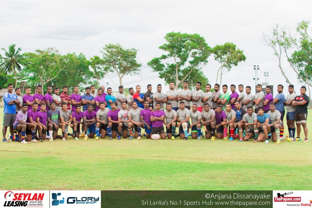 Air Force SC Rugby Team 2016