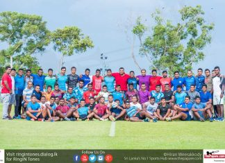 Air Force SC Rugby Team 2017-18