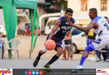 Air Force SC v Police SC - Basketball