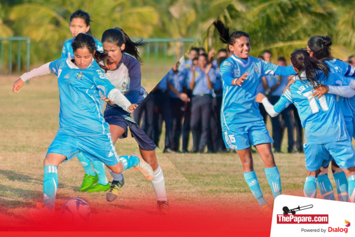 Air Force women v Police Women