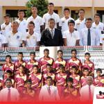 'Singer Trophy' Under 13 division 1 inter schools cricket