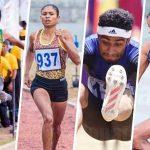 All Sri Lankan athletes