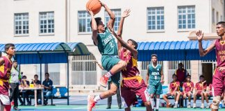 Ananda College v St.Benedict's College | Basketball U15 A division Boys - Consolation Finals