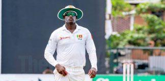 Mathews to lead Sri Lanka