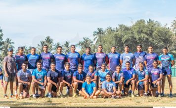 Photos: St. Anthony's College 1st XV Team 2018