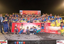 Army SC Champions 2016-17 FA CUP