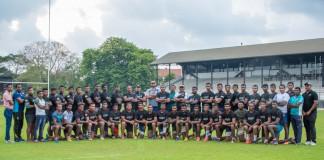 Army SC Rugby Team 2016