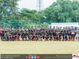 Army SC Rugby Team 2017-18