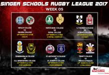 Singer School Rugby League