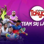 Team Sri Lanka | Paralympics 2020