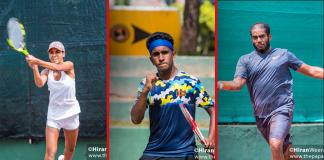 103rd Sri Lanka Nationals Tennis top performers