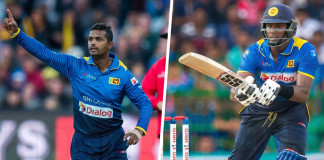 Asela Gunarathne, Angelo Mathews