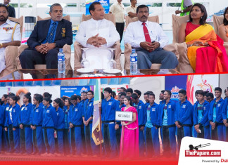 1st ever South Asian Aquatic Championship declared open