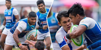 Asia 7s second led - day 1