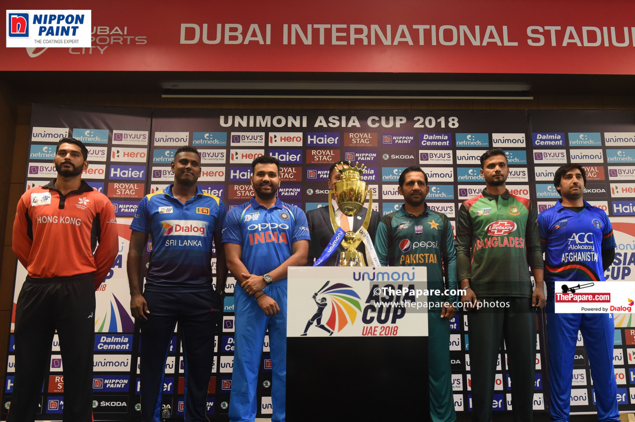 PCB granted rights for 2020 Asia Cup