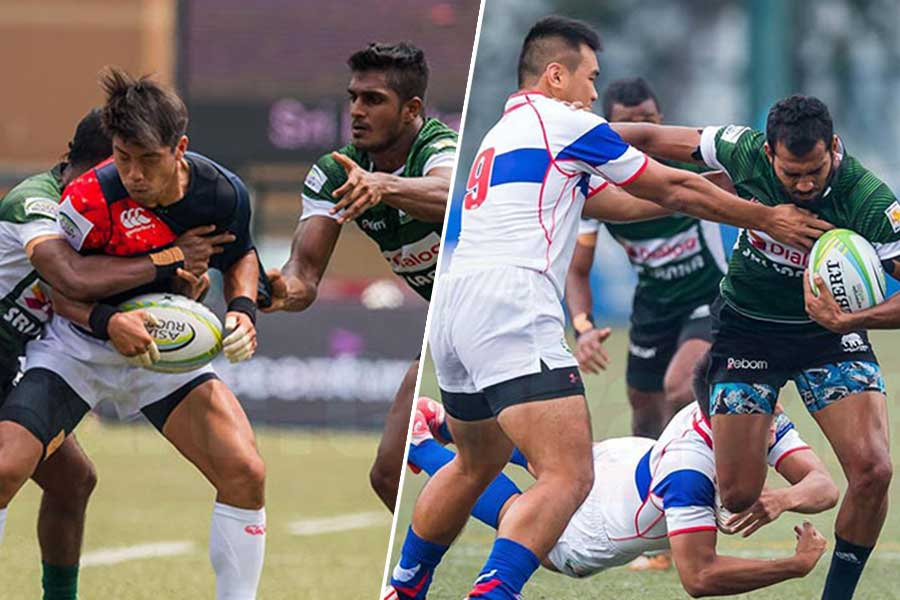 Asia Rugby Sevens Series