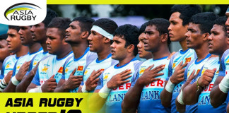 Asia Rugby under 19 championships