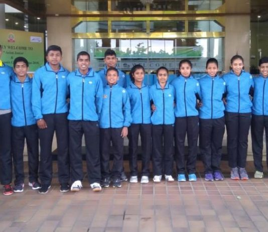 Asian Junior and Cadet Table Tennis