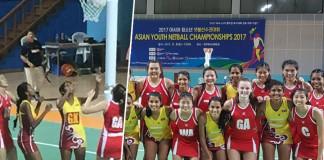 Singapore crush Sri Lanka in Asian Youth Netball semi-final