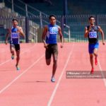 Time Counting Athletic Meet