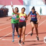 Time Counting Athletic Trials Held in October