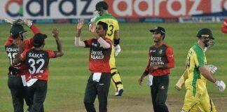 Australia tour of Bangladesh 2021