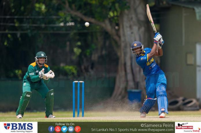 Avishka Fernando guides Sri Lanka U19s to level the series