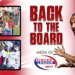 Back to the Board Week 5