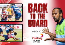 Back to the Board Week 10