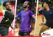 Sri Lanka Badminton back on track
