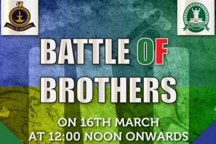 BATTLE OF BROTHERS 2018