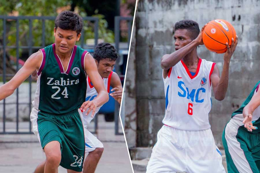 Batticaloa St. Michael's secure 3rd place