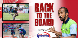 Back to the Board Week 6