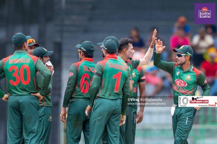 Bangladesh cricketers