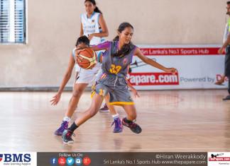 Inter-International Basketball Match Report
