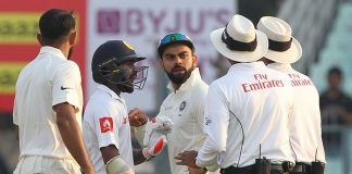 Kohli applauds Dickwella's character