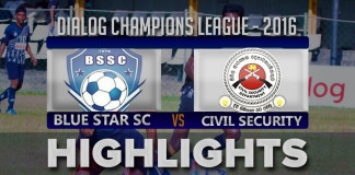 Highlights - Blue Star v Civil Security