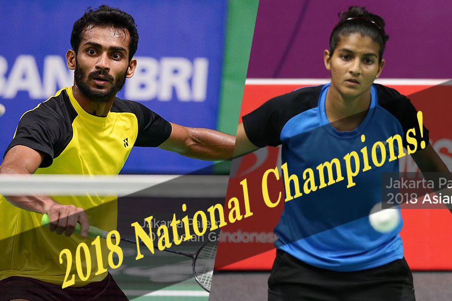 Badminton Nationals 2018