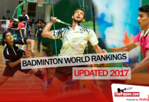 Badminton World Rankings Article Header
